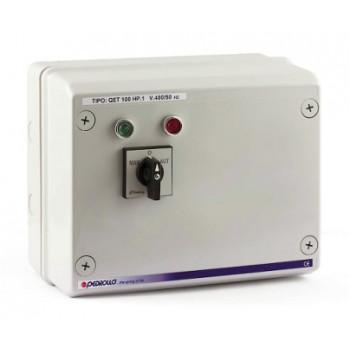 Пульт QET 050 для погружных скважинных электронасосов Pedrollo